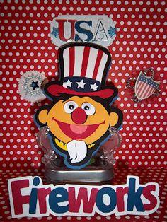 Elmo/Friends Holiday Cartridge