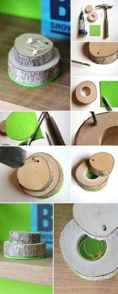 Gingered Things, DIY, Wood, Jewlery, box,