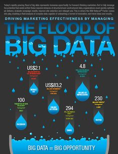Managing the Big Flood of Big Data in Digital Marketing : Turning big data into big opportunity