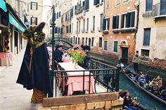 Dream place! Venice - city on sea!