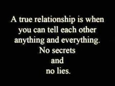 true relationship, life, truth, thought, inspir