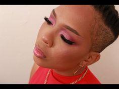 Pink Magnolia Makeup Tutorial