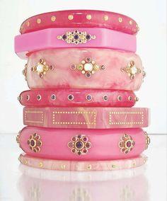 ZsaZsa Bellagio: Pretty, Pretty Pink