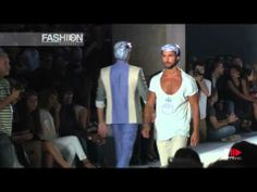 "▶ Fashion Show ""NUNO GAMA"" Spring Summer 2014 Lisboa HD by Fashion Channel - YouTube"