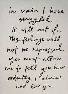 Jane Austen's 'Pride & Prejudice'