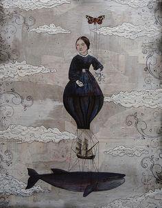 Floating By, Sarah Ogren
