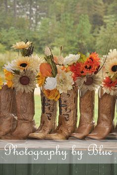 Wedding Photography; Boots and Bouquets; Country Wedding; Southern Wedding