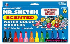 Scented markers!!!!!!!!