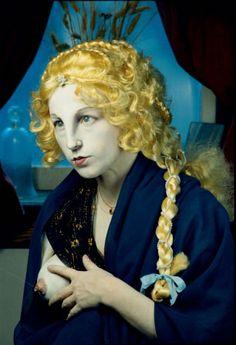 Cindy Sherman - Historia del Arte