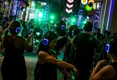 The LINQ Kicks Off Labor Day Weekend with Questlove for Live Silent Disco DJ Set Friday Night Aug. 29, 2014
