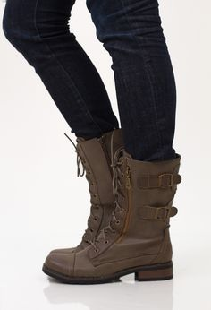 fashion, fab style, fallwint style, combat boots brown, nectar cloth