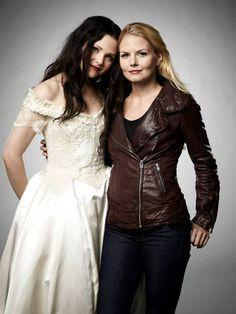 Snow White & Emma Swan Season 2 - E.W. Outtake