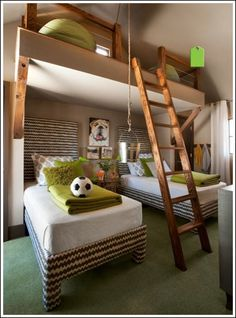 Boys Bedroom Ideas - Babybites.co.nz