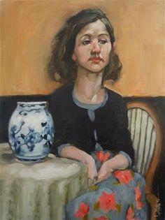Mikä On, On - Original Fine Art for Sale - © by Kayleen Horsma