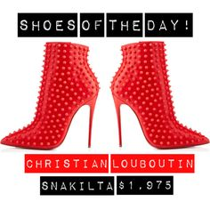 One of my absolute favorite shoe designers!