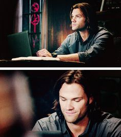 Sam - beautiful <3 - 8x01 We Need to Talk About Kevin [gifset]