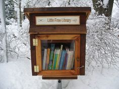 Little Free Libraries: Restore your faith in humanity, one book at a time | Offbeat Home