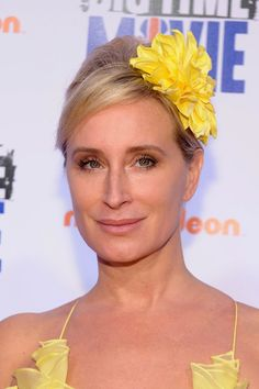 Sonja Morgan French Twist