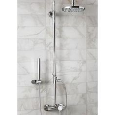 MARAZZI VitaElegante Bianco 6 in. x 24 in. Porcelain Floor and Wall Tile (14.53 sq. ft. / case)-ULP6 at The Home Depot