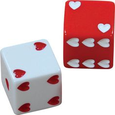 Sweetheart Dice