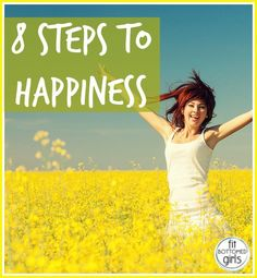 Boost happiness in just 8 steps!