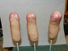 Penis Cake Pops
