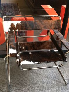 """""""Hairy Hide"""" from @Knoll Inc. is coming to Design Home! #DesignHomePHL"""