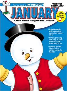 E-Book: January Idea Book PreK-K