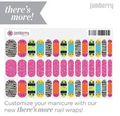 Love these super cute Jamberry Halloween kids nail wraps. No dry time and last on your hands 10-14 days and on feet 6+weeks. www.fancypaws.jamberrynails.net