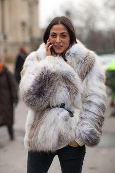 jacket, fashion, vogue paris, winter style, street styles