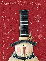 Penny Lane Publishing snowman print