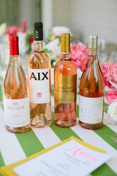 End-Of-Summer Rosé Garden Party