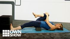 The No. 1 Stretch To Do Before Bed