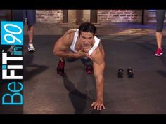 Total Body Plyo Workout by BeFit in 90 (+playlist)
