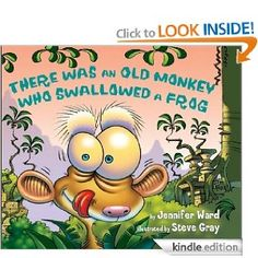 #10: There Was an Old Monkey Who Swallowed a Frog.