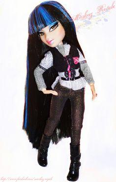 how to dress like a bratz doll | bratz featherageous jade doll 66 40