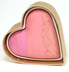 Too Faced Sweethearts Perfect Flush Blush in Candy Glow - I'm usually a NARS blush girl, but I could *not* resist this adorableness. I think it will take up permanent residence in my travel bag...