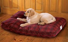 Rectangle Orvis Dog's Bed®
