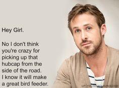 ryan gosling is so dreamy