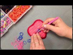 fish tail, rainbow loom, invert fishtail, rubberbands bracelets, rubber bands, rubberband bracelet, diy, kid crafts, rubber band bracelet