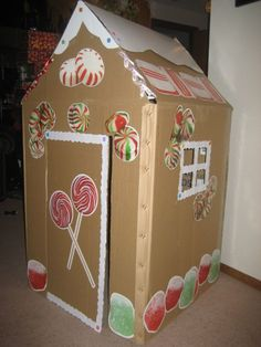 Gingerbread Play House