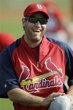 HAPPY HAPPY 38TH BIRTHDAY TO THE AWESOME,  FORMER CARDINAL LANCE BERKMAN!!  2-10-14 bird, lanc berkman, loui cardin, cardinals baseball, sport, basebal heaven, stl cardin, pumas, cardin basebal