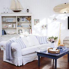 Beach cottage style