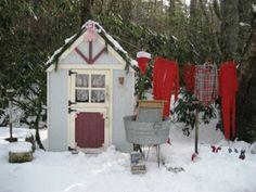 Faeryhollows Santas Workshop 2010