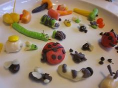 silly april fool's bugs that you can eat! from Teach Mama