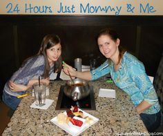 24 Hours Just Mommy and Me--Dating your kids