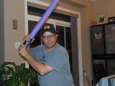 How To Make Your Own Star Wars Lightsaber | Canadian Dad canadian dad, stars, star wars, dad blog, war lightsab, boy, kid craft