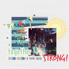together we are strong -- homealienblog.com