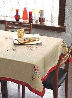 Table en fête pour Noël // Festive feast for Christmas