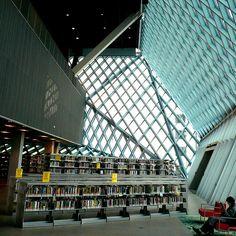 Seattle Public Library (Seattle, Washington)